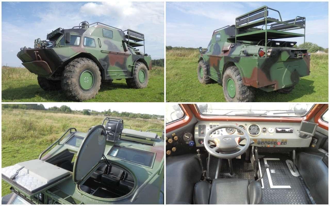 7 военных машин, которые выможете купить прямо сейчас— фото 1086080