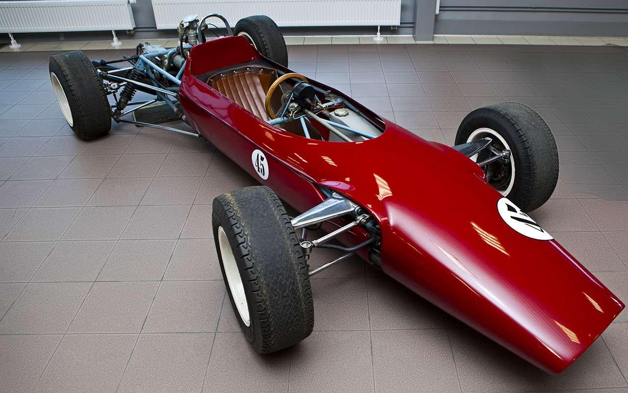 Циклоп, Победа-Спорт, Эстония-21...— самые быстрые спорткары СССР— фото 824433