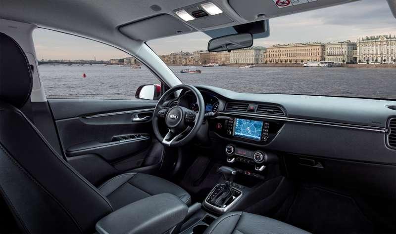 Новый Kia Rio— цены икомплектации