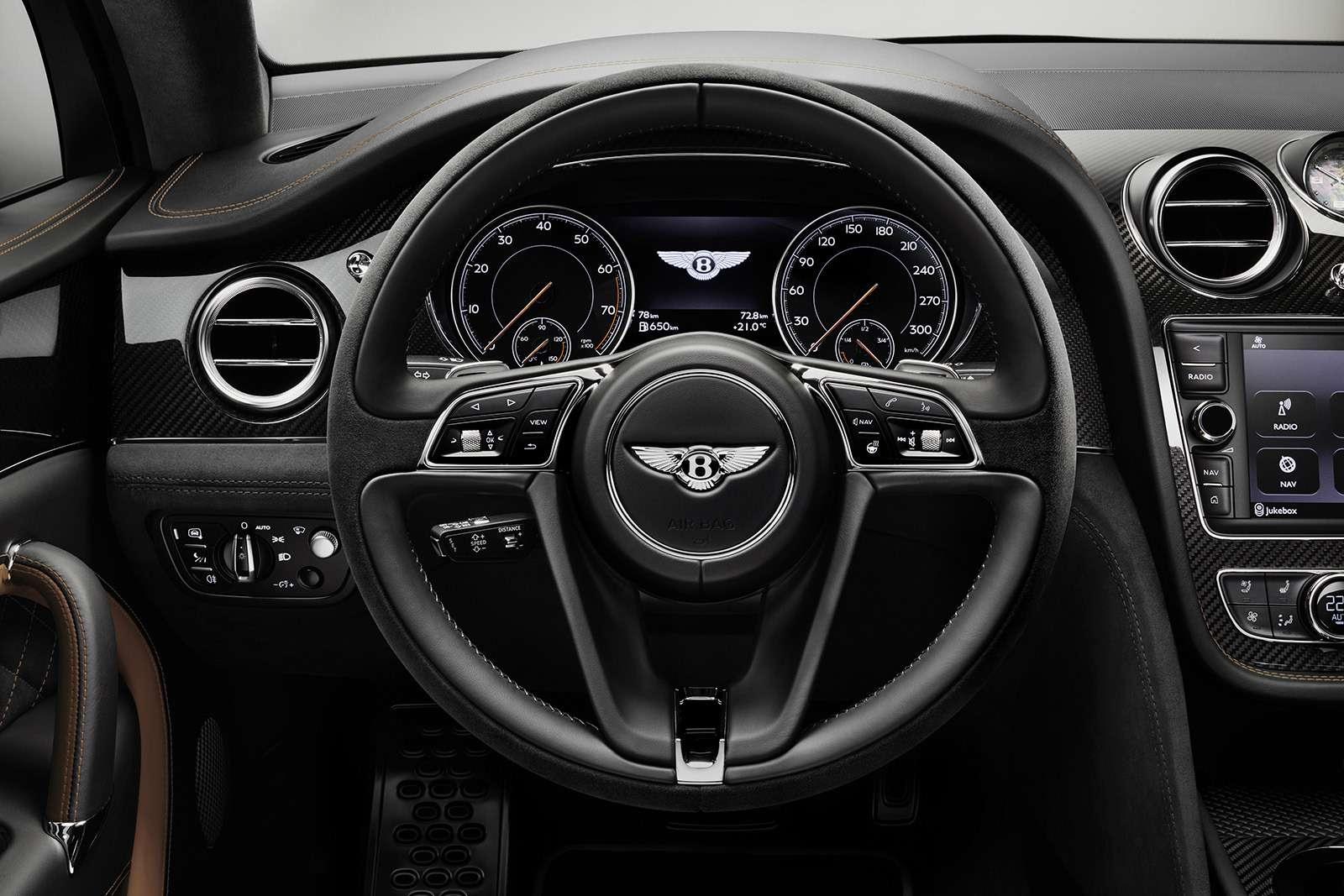 Самый быстрый внедорожник— теперь это Bentley— фото 949182