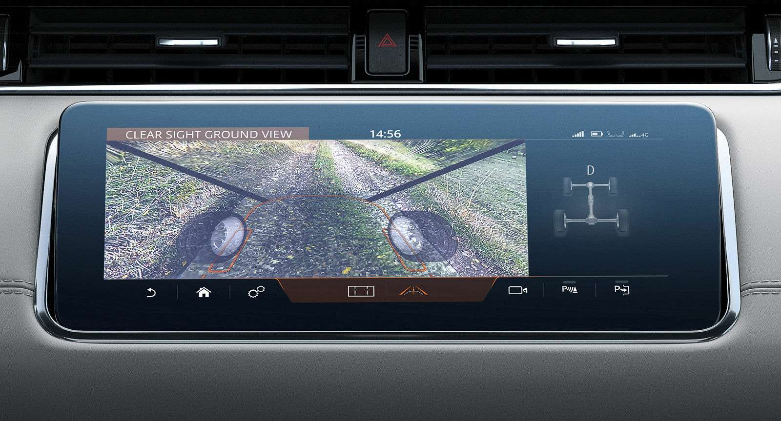 Новый Range Rover Evoque: отпредшественника только дверные петли— фото 926332