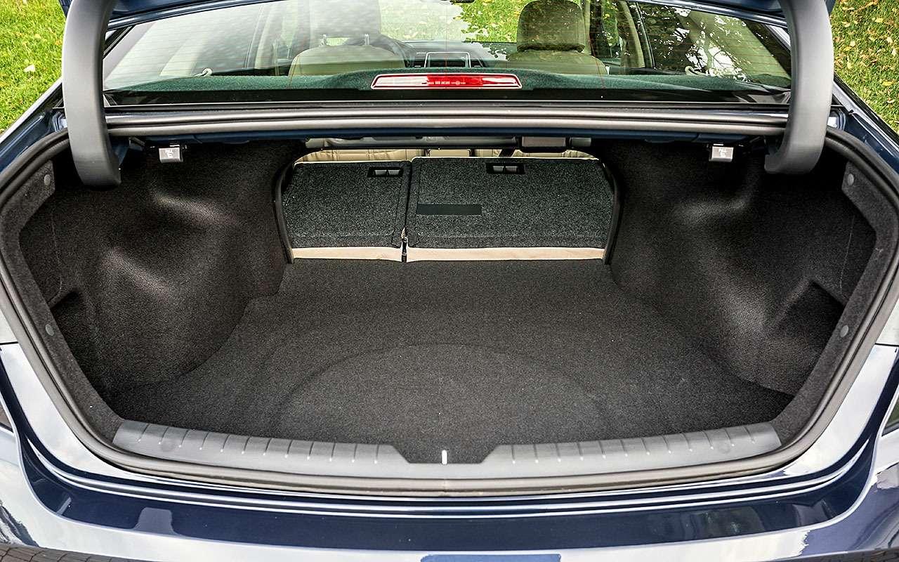 Новая Hyundai Sonata— первый тест-драйв— фото 798497