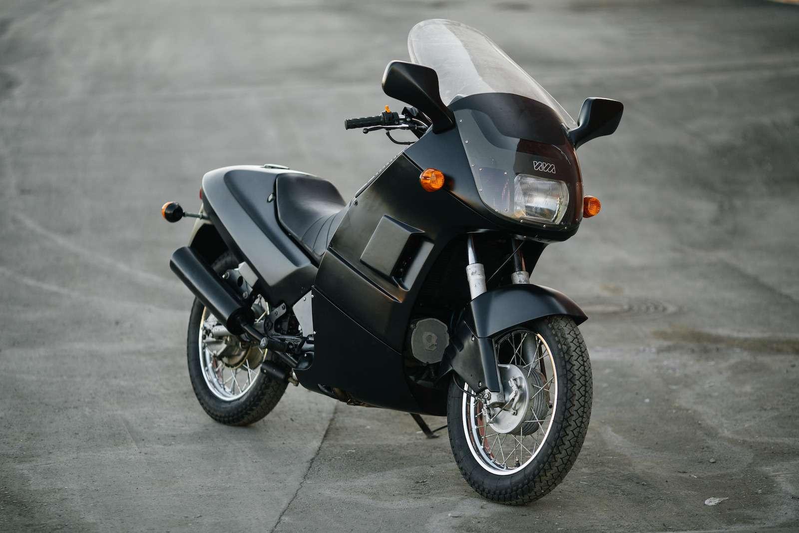Первый советский мотоцикл сроторным двигателем: пуля сВАЗа!— фото 914953