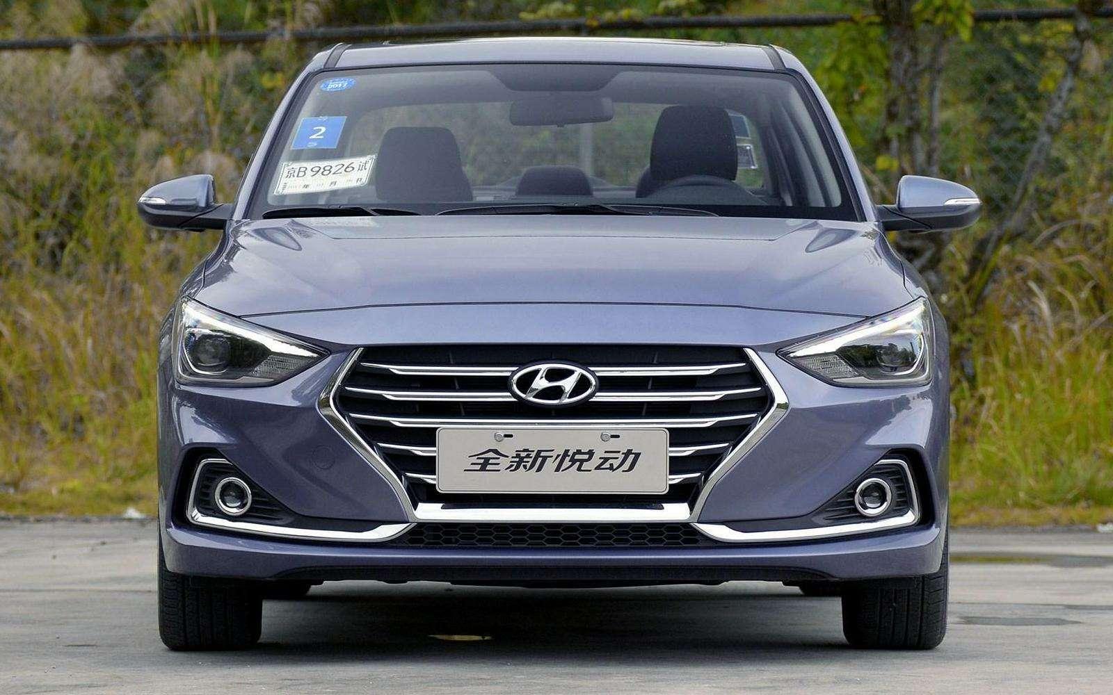 Выросла изСоляриса: Hyundai Celesta метит вбестселлеры— фото 724825