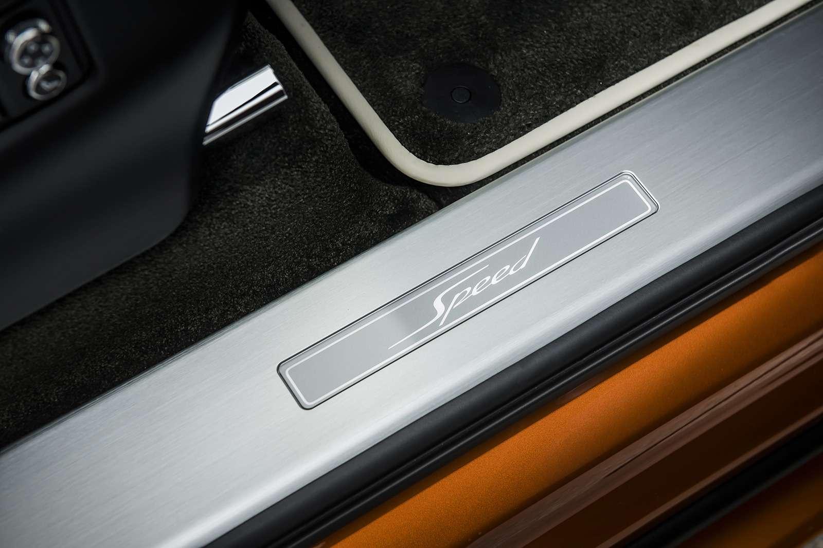 Самый быстрый внедорожник— теперь это Bentley— фото 949176