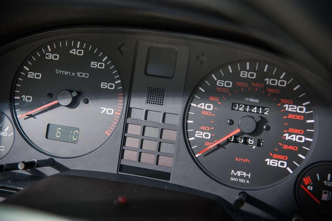 Audi принцессы: старый кабриолет скосмическим ценником— фото 647249