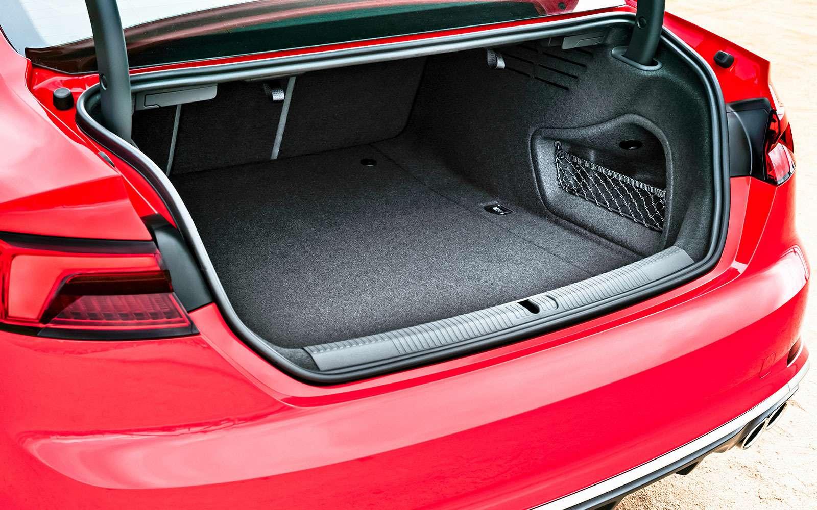 Тест Audi A5Coupe: пока небеспилотник— фото 631310