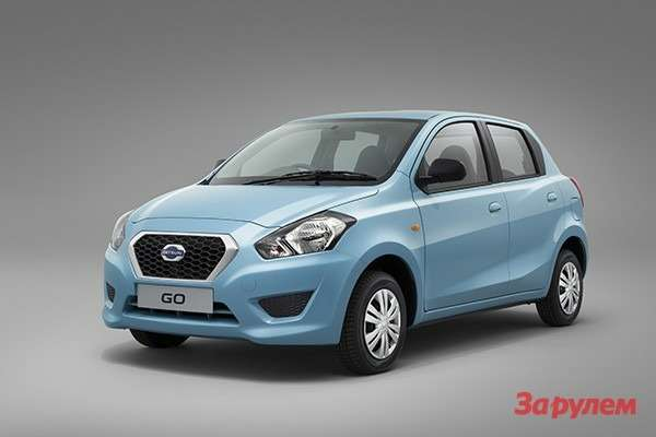 DATSUN GO EXT01 low