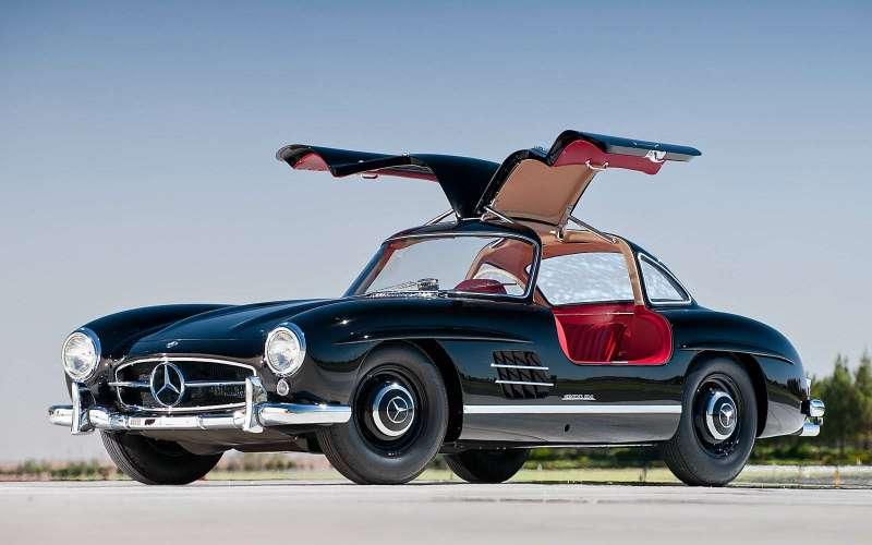 Mercedes-Benz SL-Klasse, 1954-1963