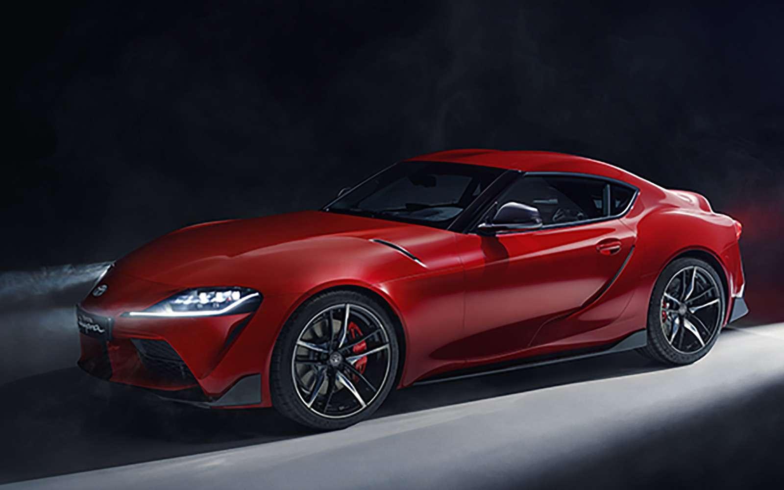 Toyota привезет Supra вРоссию. Иэто будет настоящий эксклюзив— фото 954802