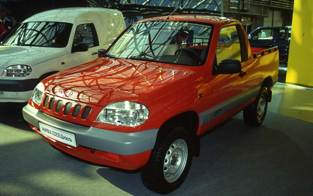14советских автомобилей сдизелем— почему ихотнас скрывали— фото 954439