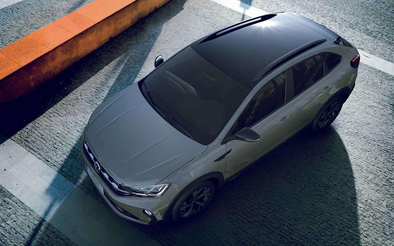 Volkswagen Nivus представлен официально. Ждать лиего вРоссии?— фото 1136752