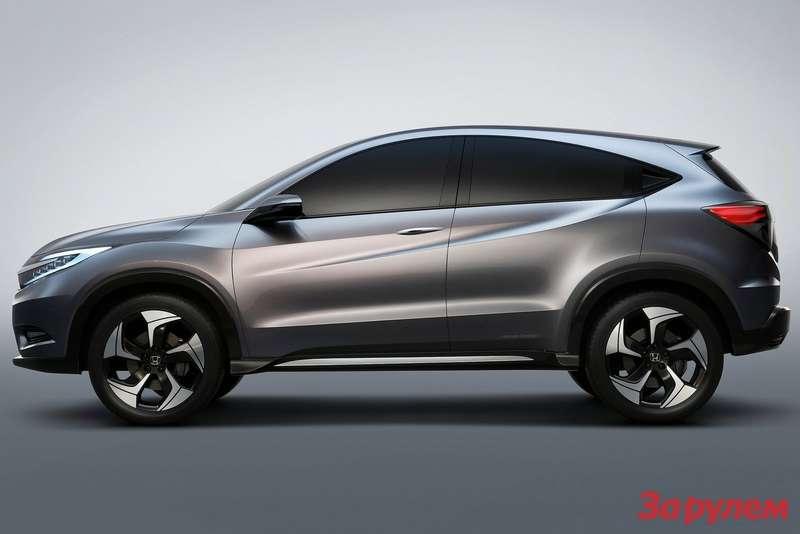 Honda Urban SUV Concept 2013 1600x1200 wallpaper 03
