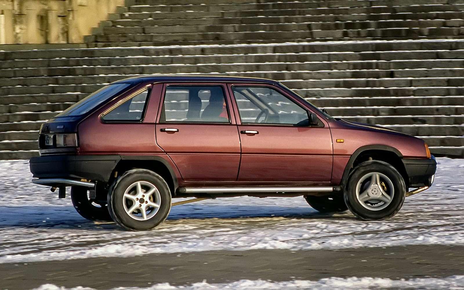 ИЖ-21264х4, 1994г.