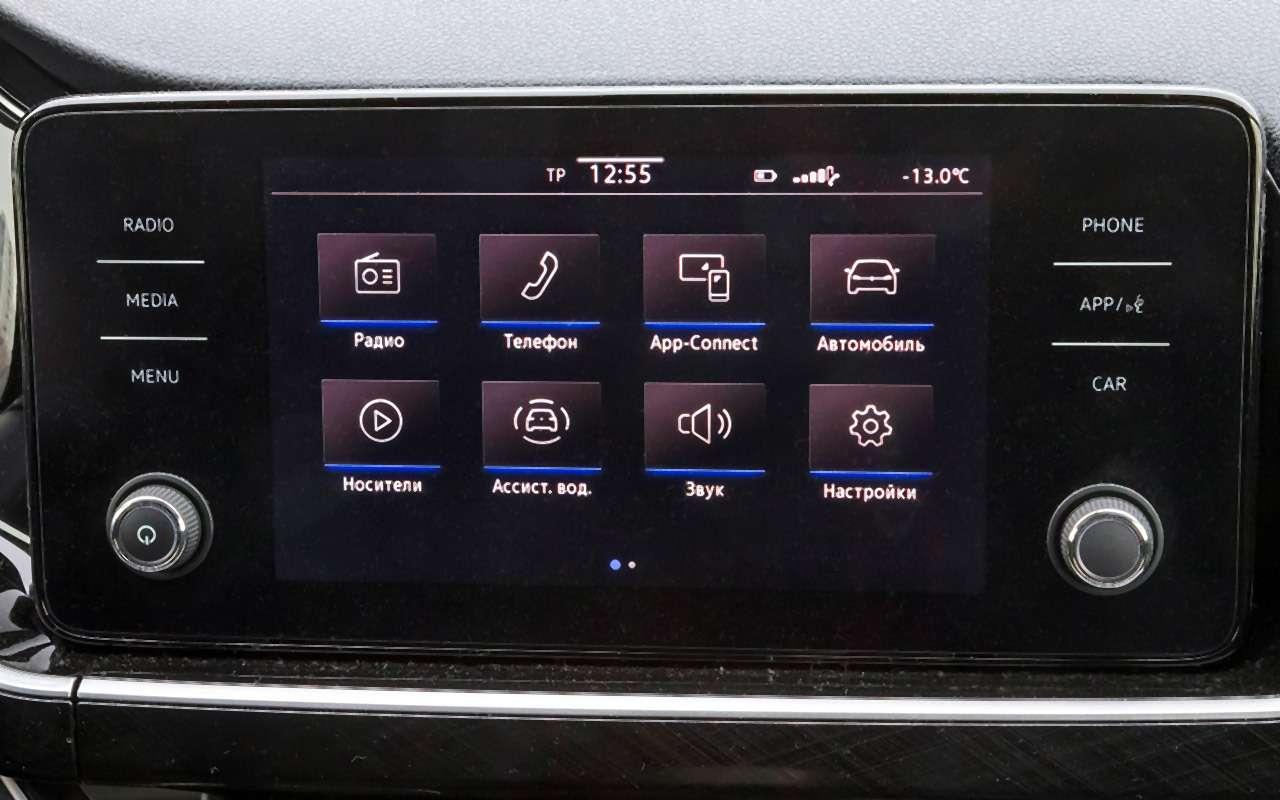 Новый VWPolo или старый Mercedes GLK? Выудивитесь!— фото 1231669