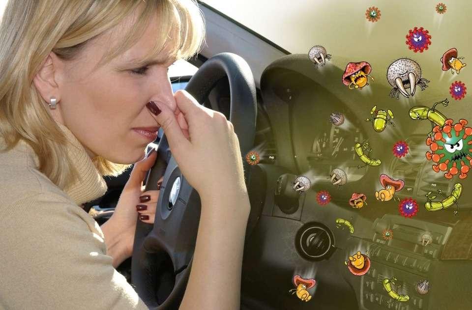 Какие опасности таит всебе запах нового автомобиля?— фото 644168
