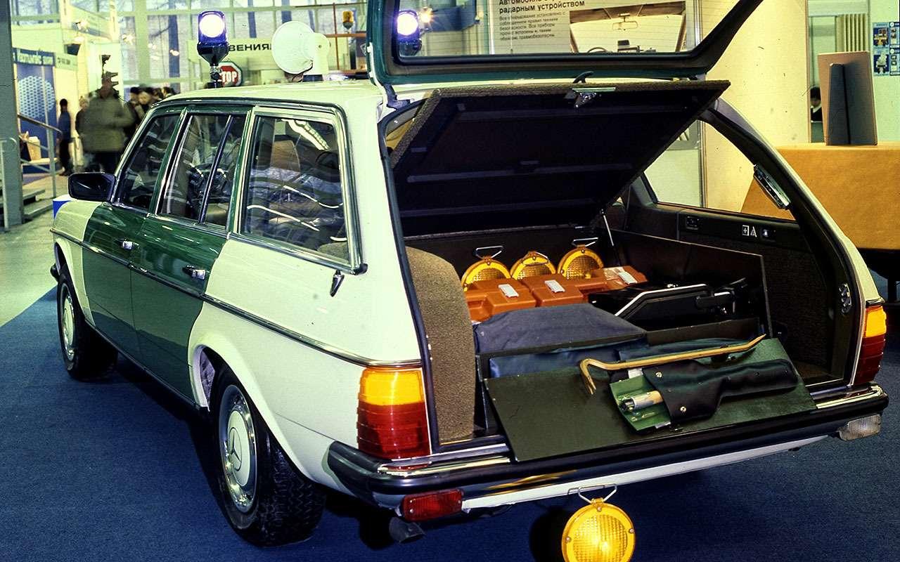 Универсал Mercedes-Benz T123