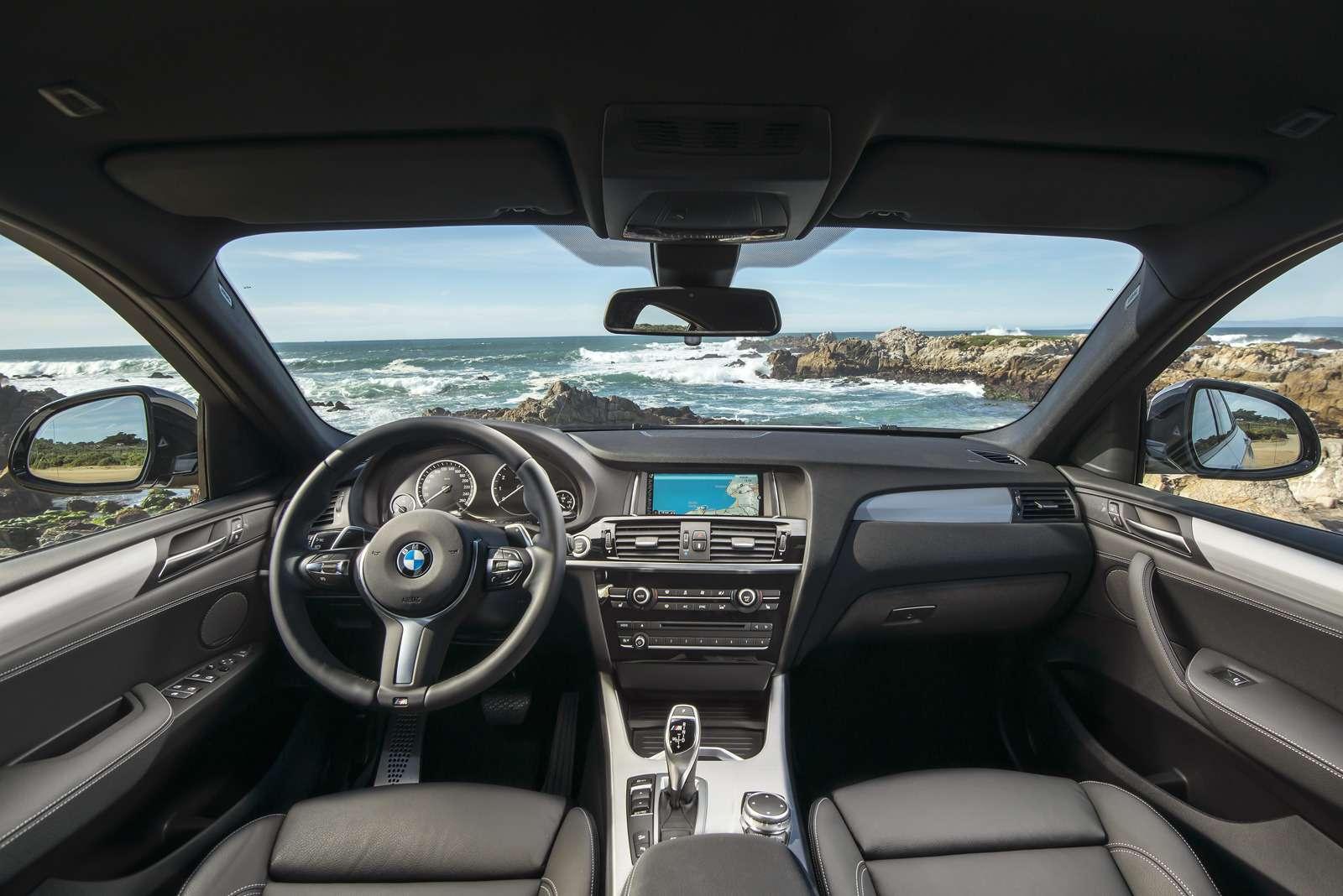 Горячий BMW X4M40i доступен длязаказа вРоссии— фото 627633
