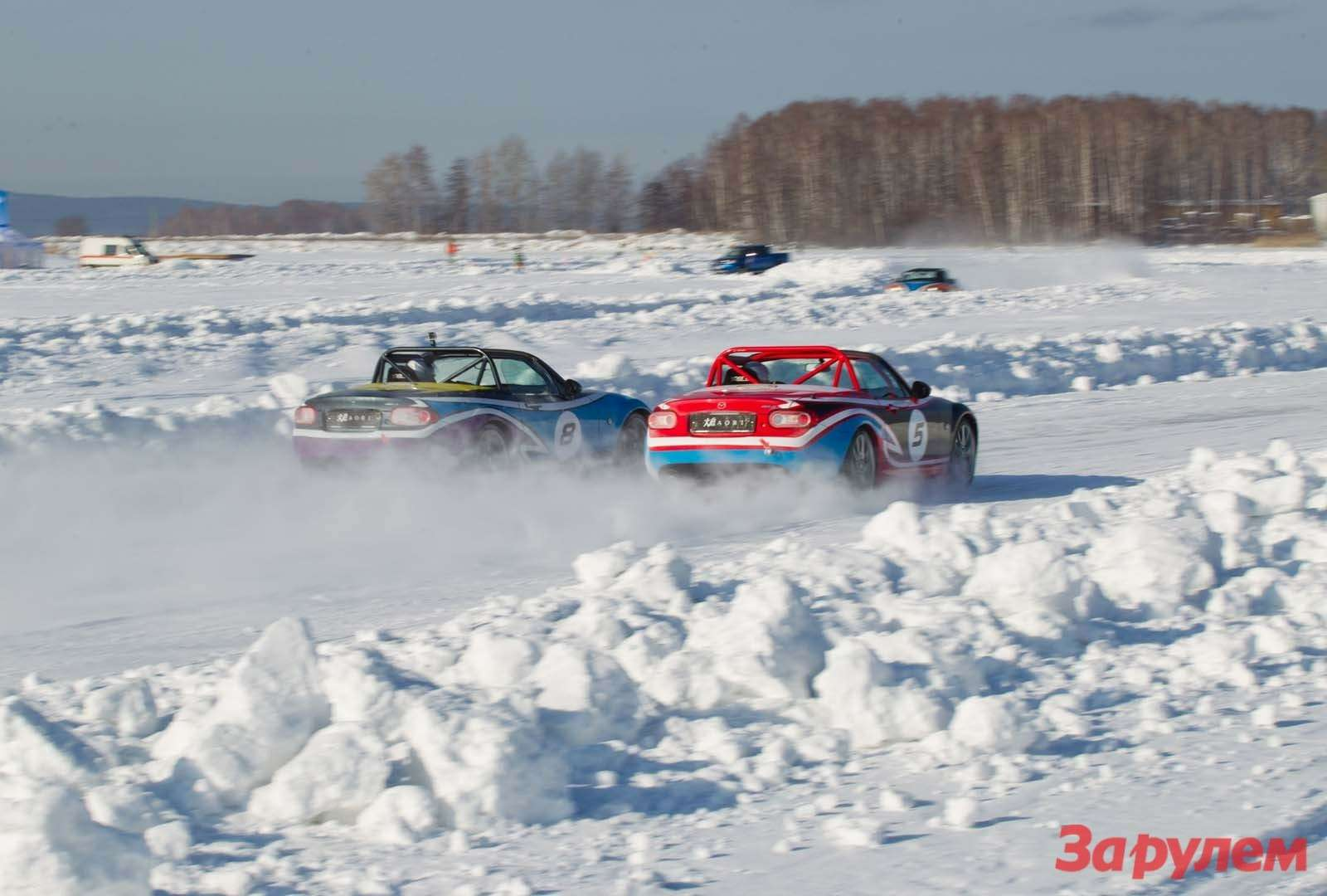 Mazda MX5Ice Race 2013     67
