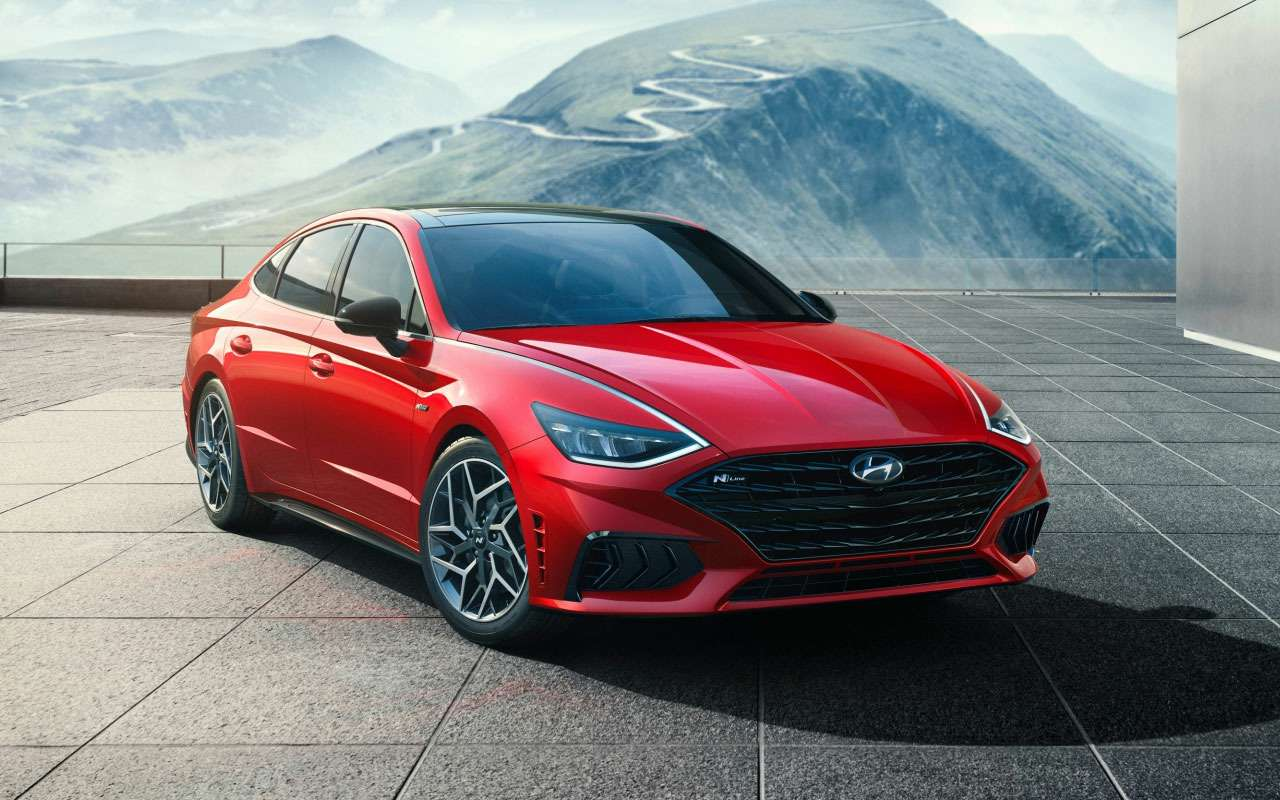 Появилась новая, самая мощная версия Hyundai Sonata— фото 1200286