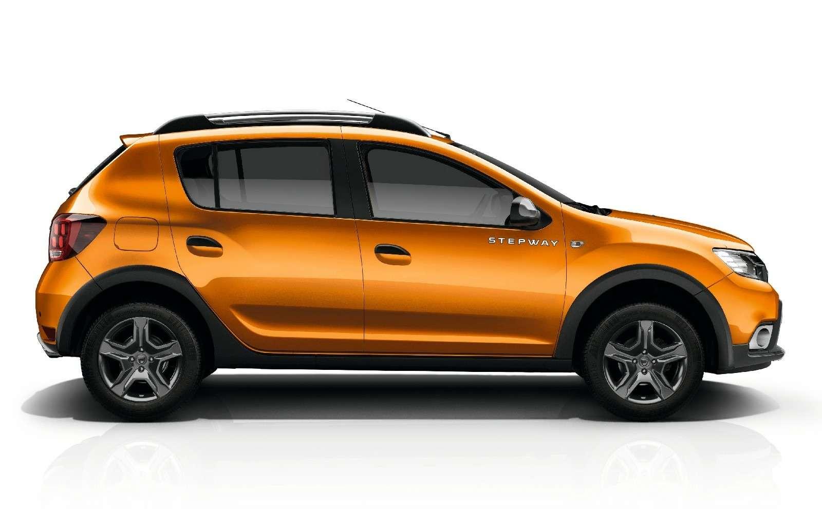 Dacia Explorer: непутать сФордом!— фото 732246
