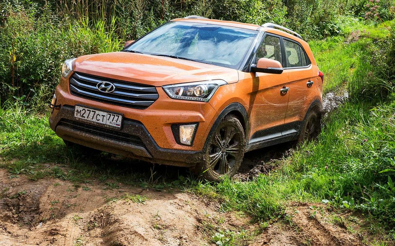 Hyundai Creta: все еенеисправности— фото 982924