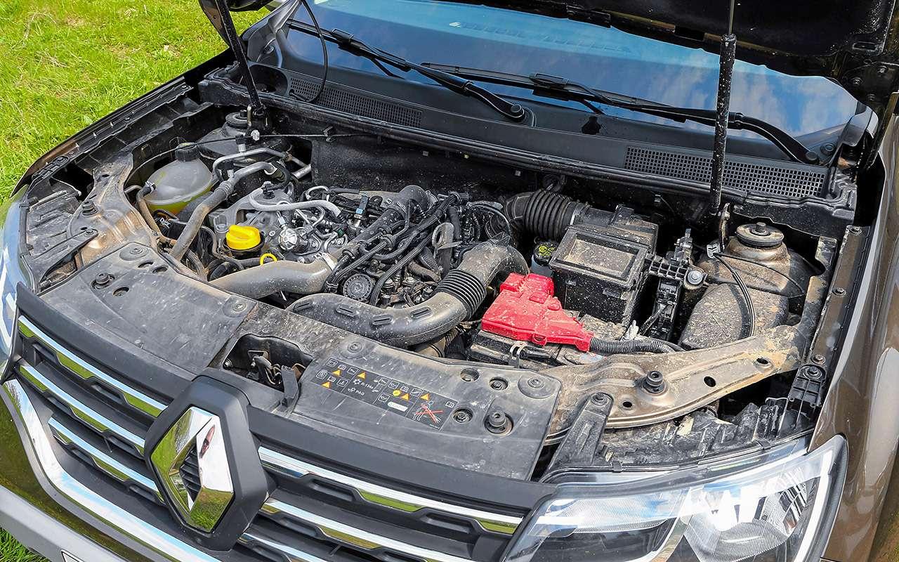 Что взять за 1 500 000 руб.: новый Дастер против 22-летнего Mercedes G300 - фото 1260701