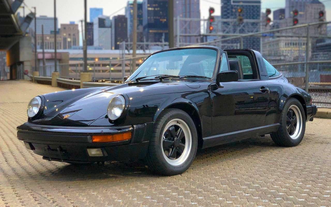Porsche Тома Круза выставлен наторги— фото 1270739