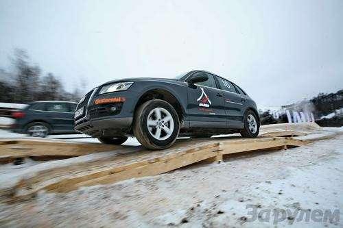 Audi quattro Camp: Q5в своей стихии (ВИДЕО)— фото 6114