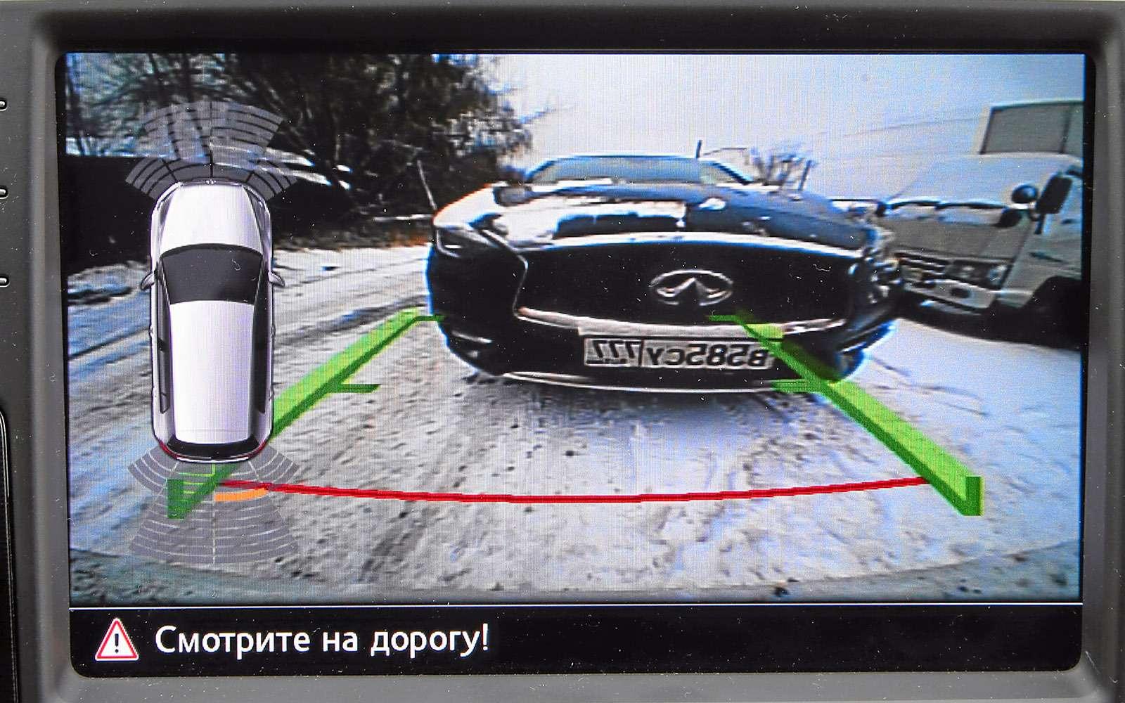 VWGolf GTI против Infiniti Q30—  кто любит погорячее— фото 710183