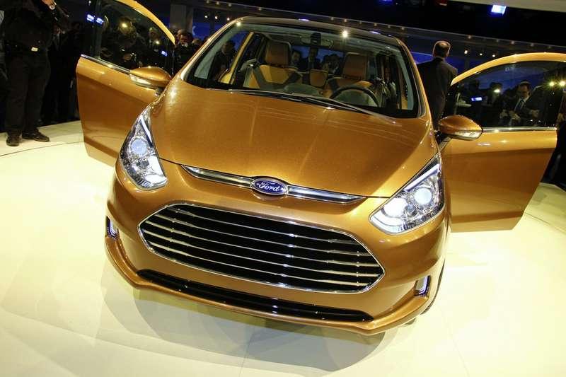 Ford B-Max сменит Ford Fusion
