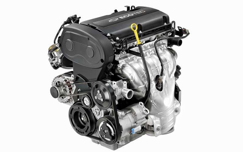 Двигатель серии Ecotec дляChevrolet Cruze