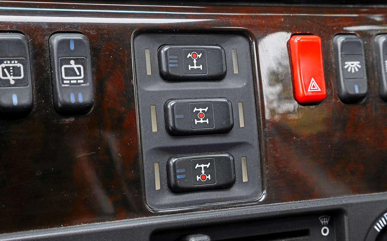 Что взять за1500000 руб.: новый Дастер против 22-летнего Mercedes G300— фото 1260696