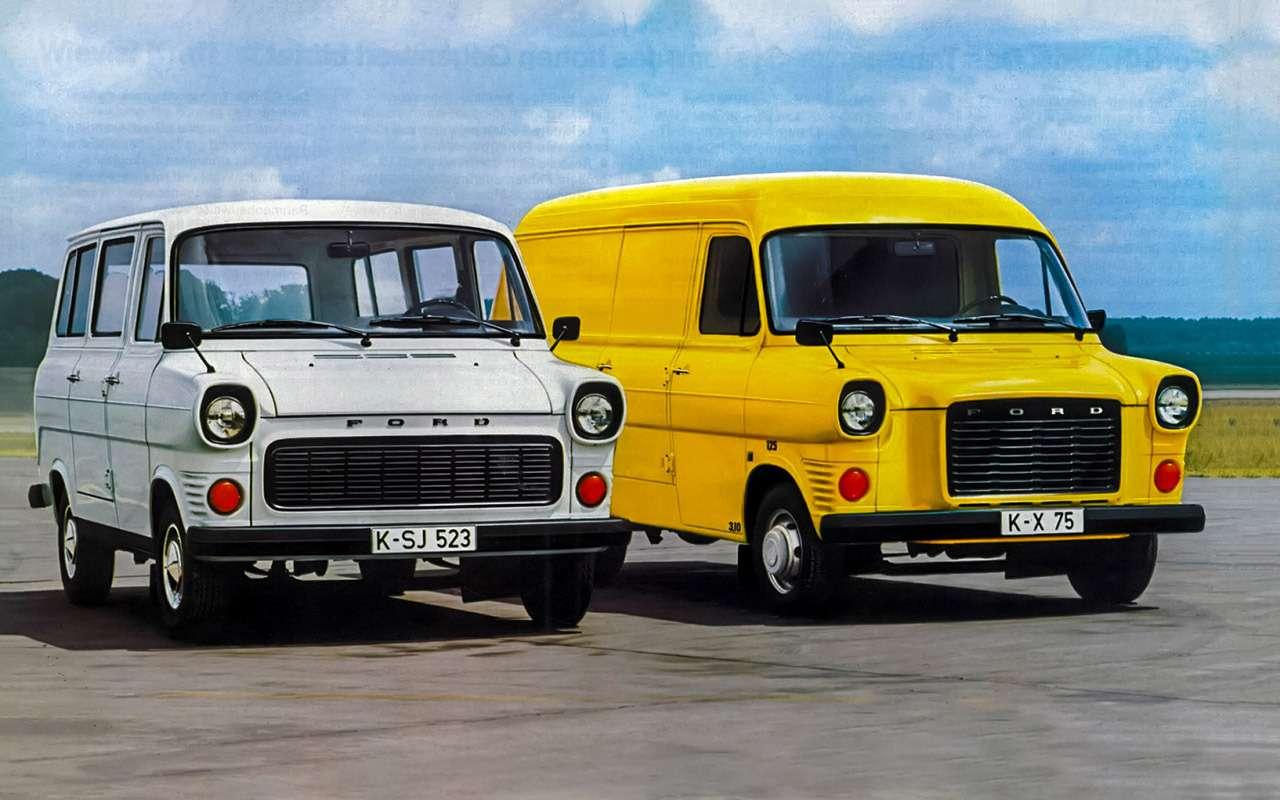Тотсамый «рафик»: полная история главного микроавтобуса СССР— фото 1218825