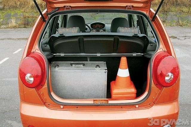 Тест Chery QQ, Daewoo Matiz, Chevrolet Spark. Тройняшки— фото 61100