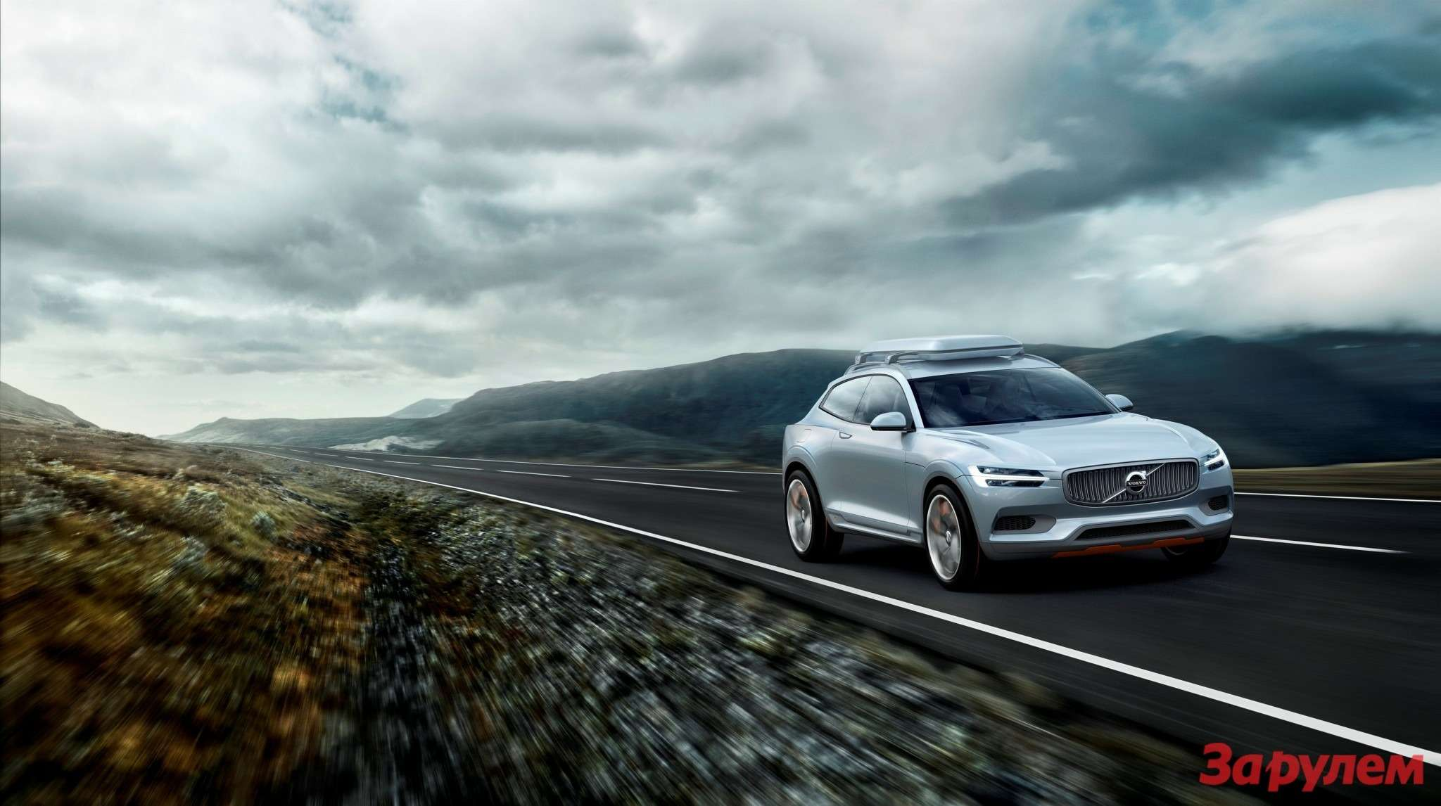 Volvo Concept XCCoupе