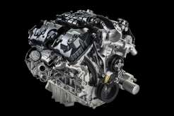 2015 Ford F-150 3.5L EcoBoost engine