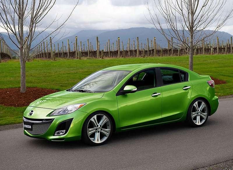 Mazda инвестирует вэкологию