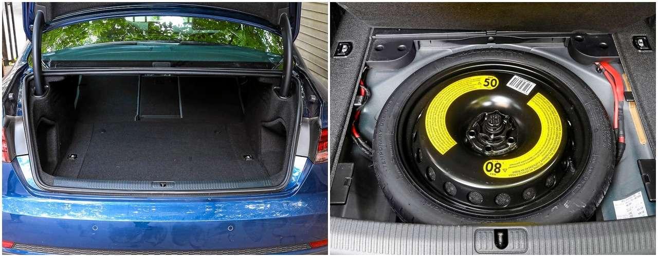 Genesis G70 против Audi A4и Jaguar XE— большой тест— фото 894729