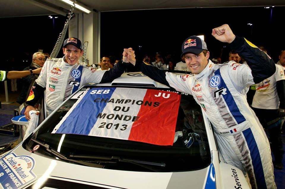 Ogier champion no copyright