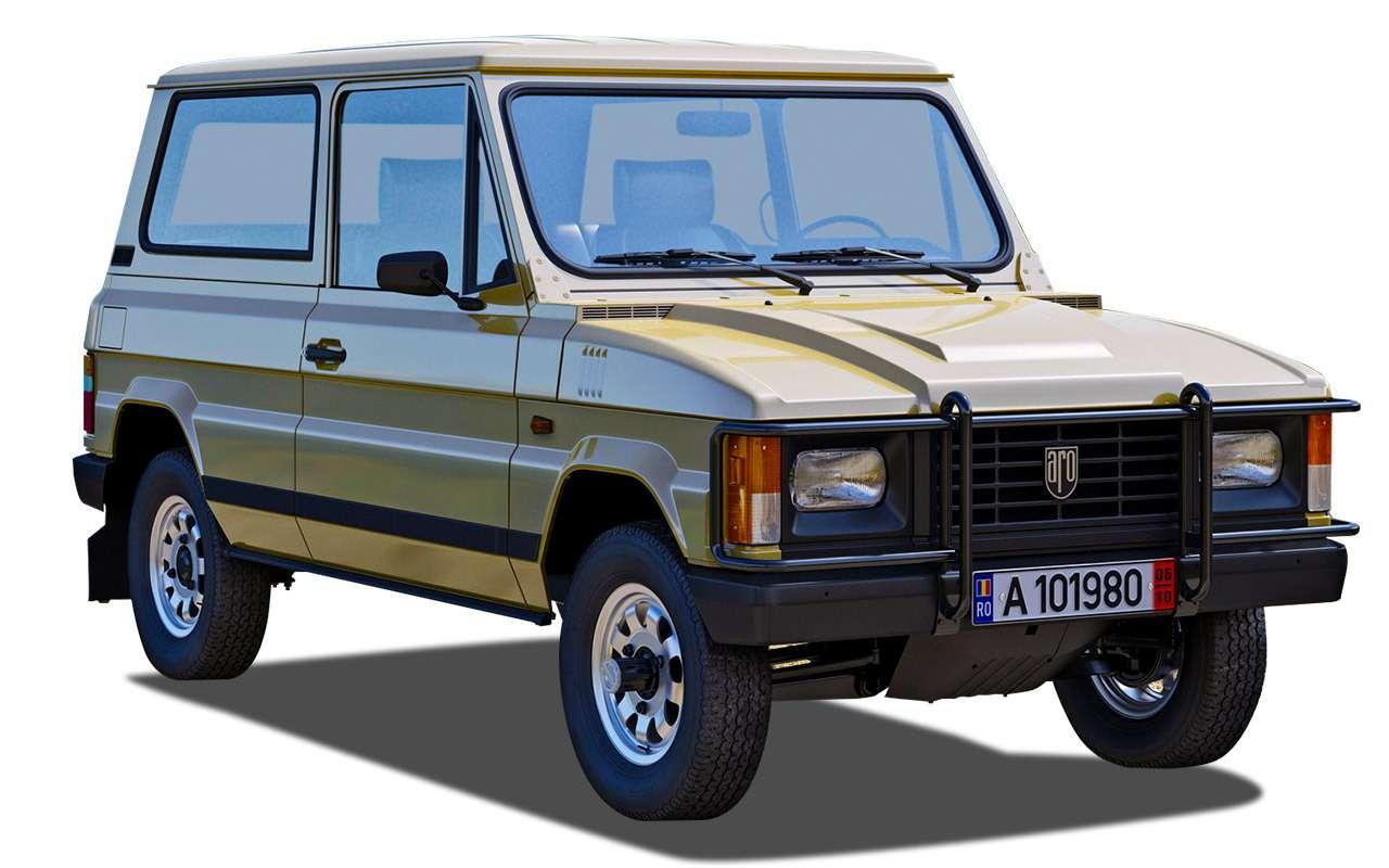 Renault Duster: пять лет продаж идесять удивительных фактов— фото 806204