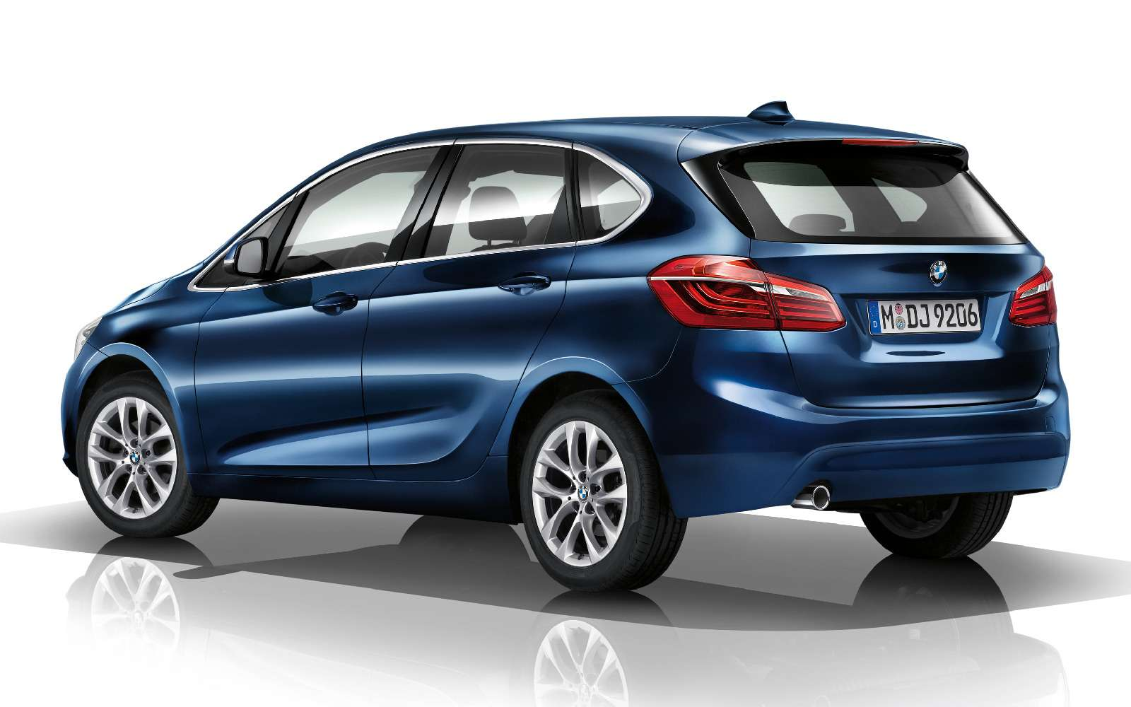 BMW2-й серии Active Tourer: объявлены рублевые цены— фото 722800