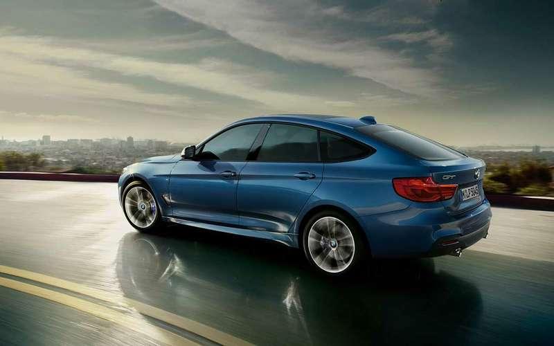 BMWпрекратит выпуск 3-й серии GT