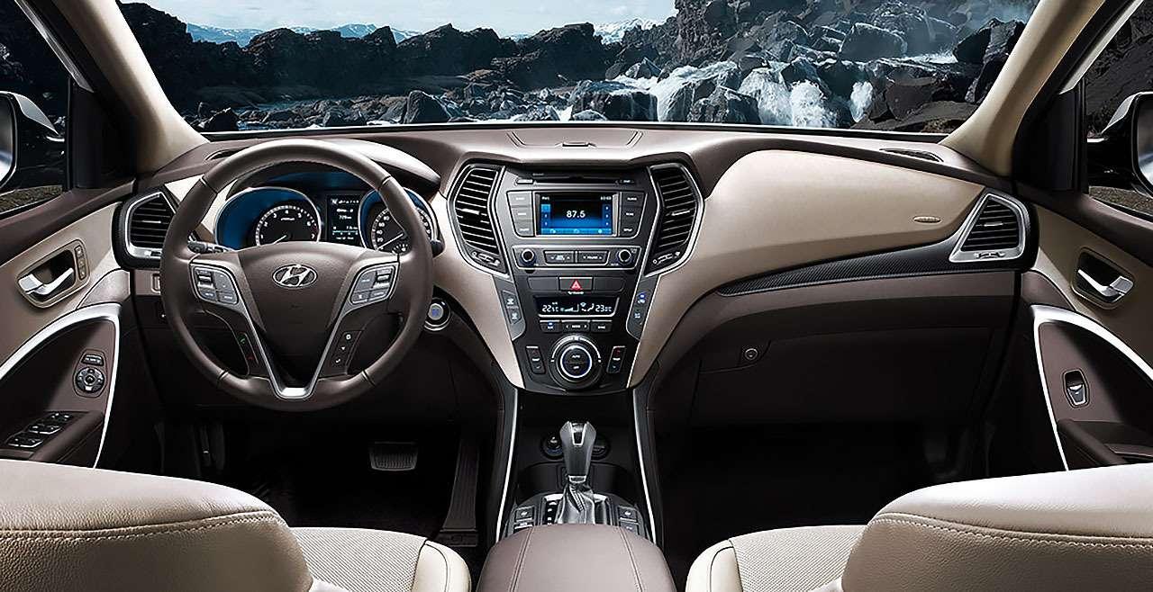 Hyundai Tucson или Santa Fe: на что потратить два миллиона рублей? — фото 601180