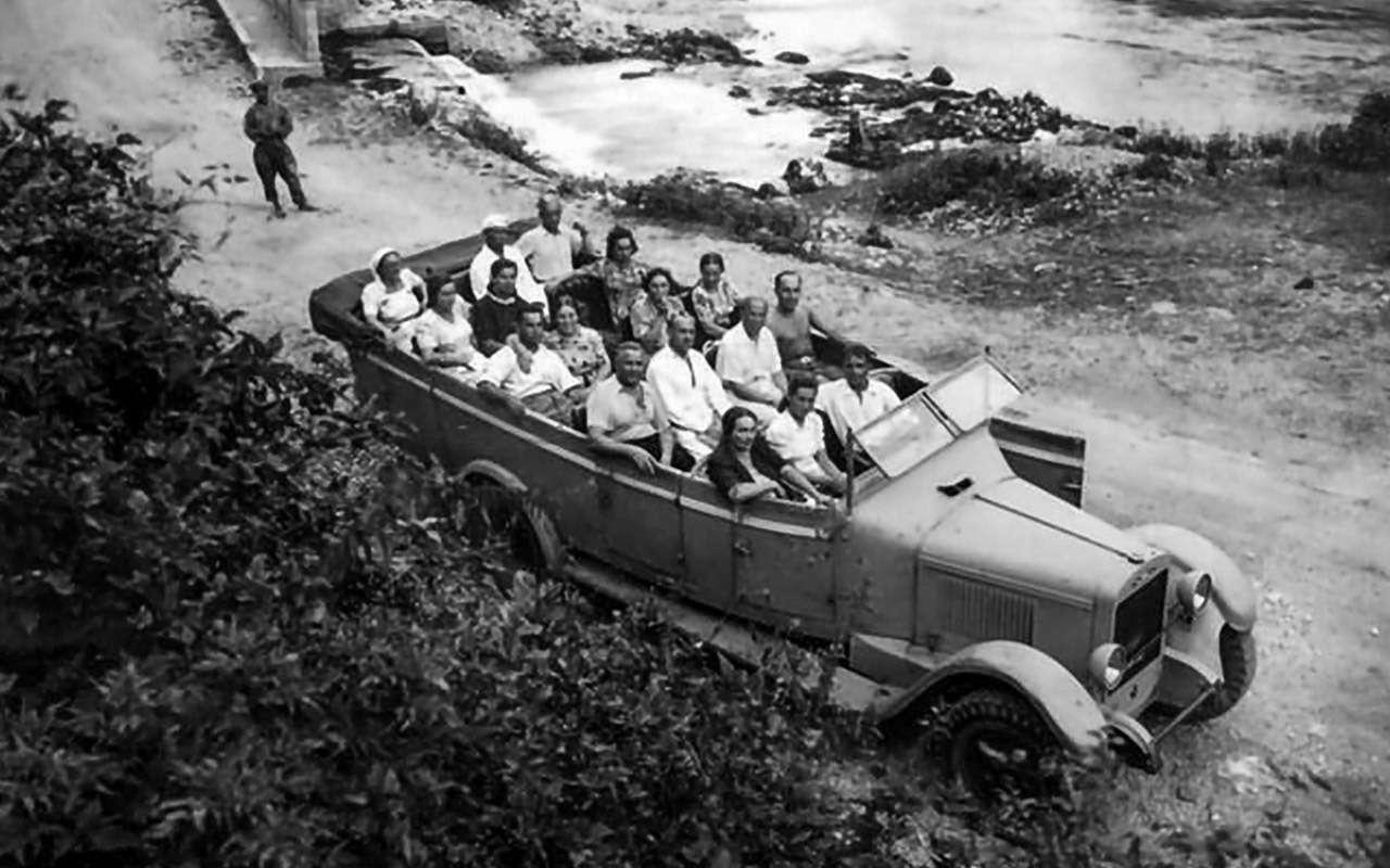 Гибрид УАЗа сГАЗом идругие малоизвестные серийные автомобили СССР— фото 933344