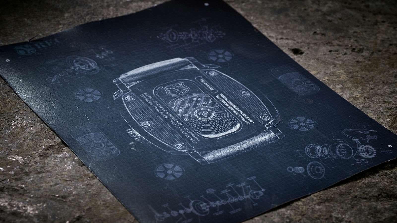 Всевдело: крутые часы изутилизированных Мустангов— фото 825276