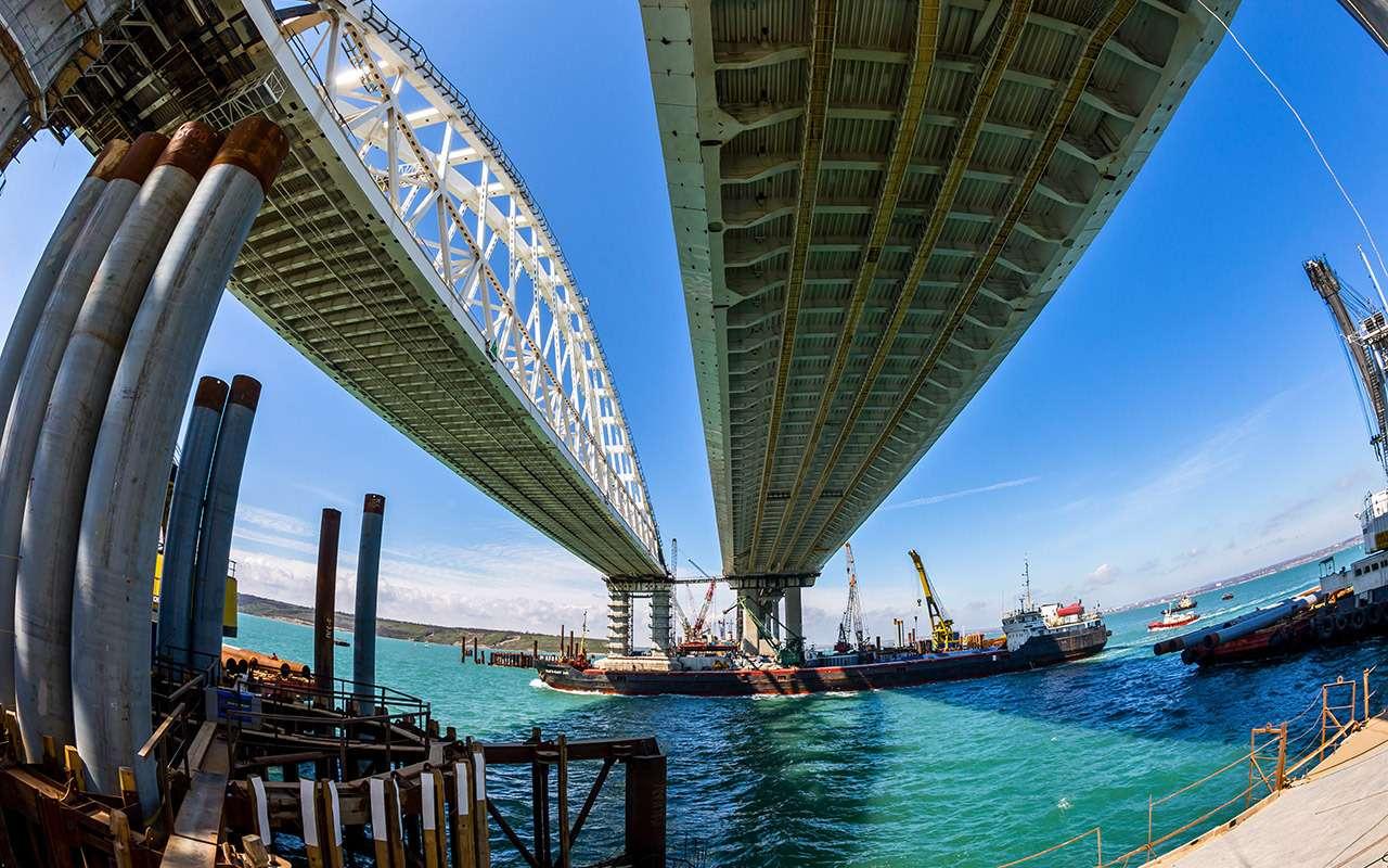 12вопросов про Крымский мост иодин— про универсалы Лада Веста— фото 865584