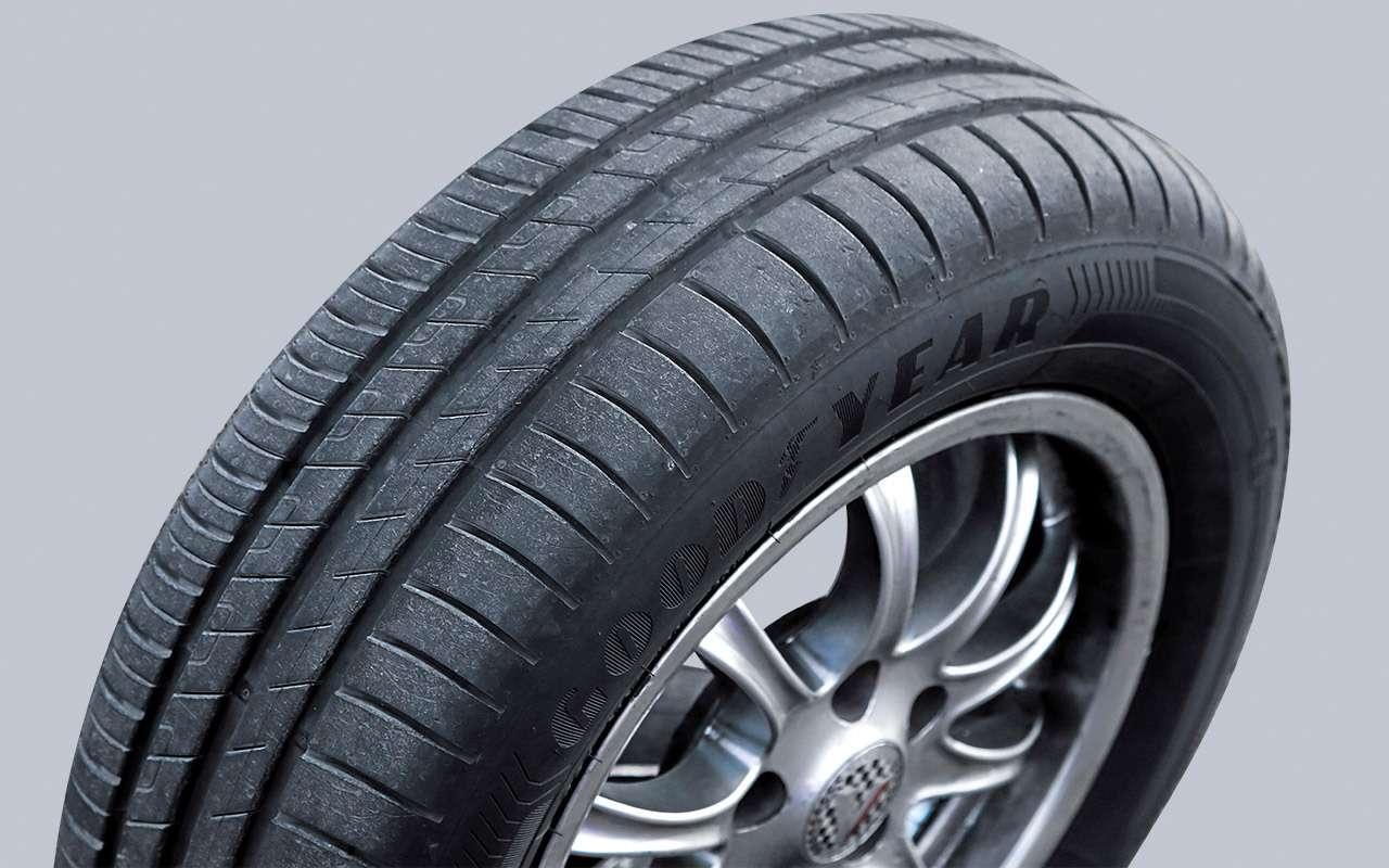 Летние шины 195/65R15— большой тест— фото 858103