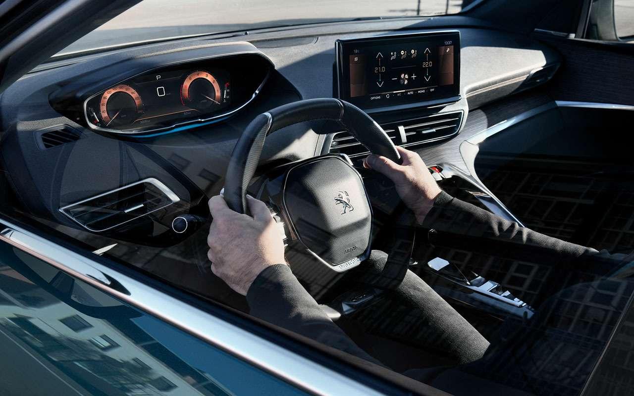 Обновленный Peugeot 5008: все изменения (небольшие)— фото 1164538