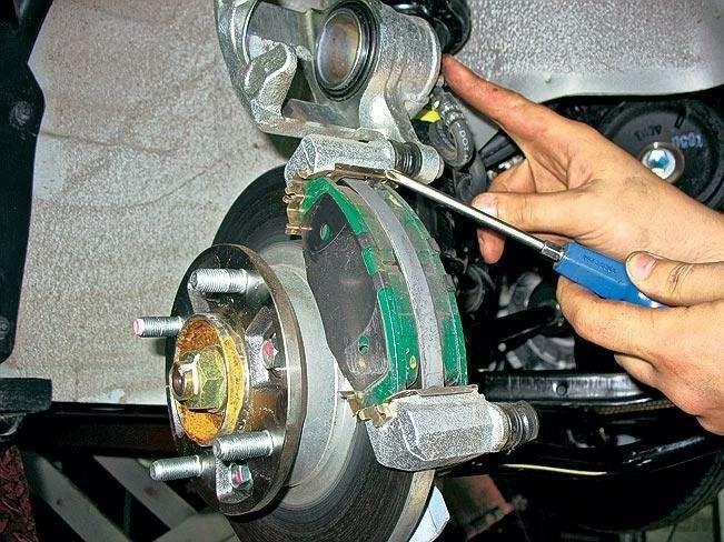 В деталях Daewoo Matiz (1998-2008): портмоне дляэкономии— фото 89641
